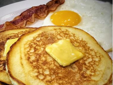 Pancakes combo